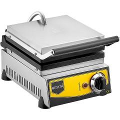 Waffle Makinası Çiçek Model  Elektrikli 16 cm Çap