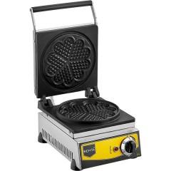 Waffle Makinası Çiçek Model 21 cm Çap